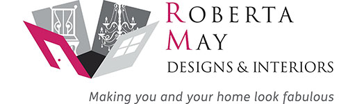 Roberta May Interiors logo