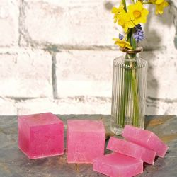 Candyfloss and Mallow Solid Shampoo