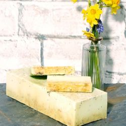 Tea Tree and Lemon Soap Bar