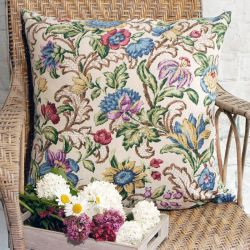 A Made to Love, Vintage Floral Designed Scatter Cushion